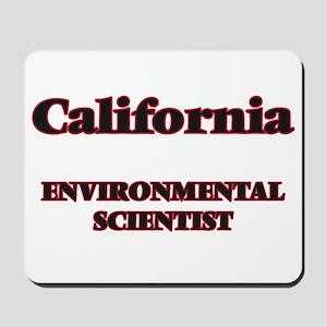 California Environmental Scientist Mousepad