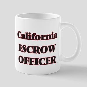 California Escrow Officer Mugs