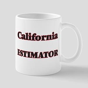 California Estimator Mugs