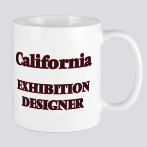 California Exhibition Designer Mugs