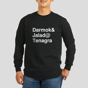 Darmok Long Sleeve Dark T-Shirt