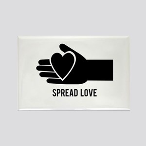 Spread Love Magnets