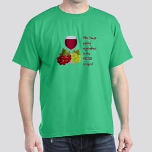 Funny Wine Lovers Quote T-Shirt