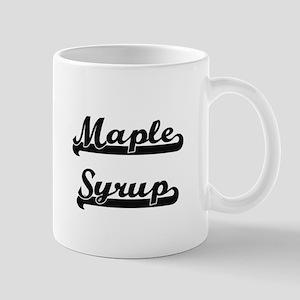 Maple Syrup Classic Retro Design Mugs