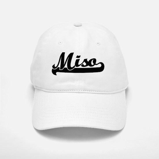 Miso Classic Retro Design Baseball Baseball Cap