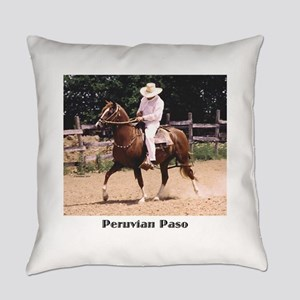 Peruvian Paso Everyday Pillow