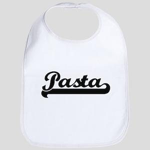 Pasta Classic Retro Design Bib