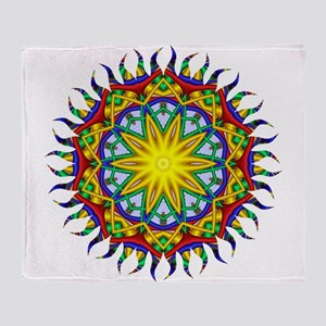 Beautiful Shapes Throw Blanket