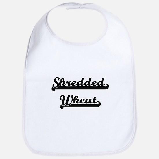 Shredded Wheat Classic Retro Design Bib