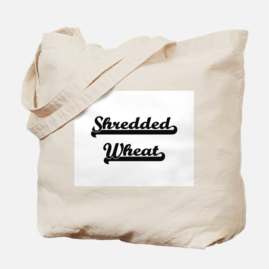 Shredded Wheat Classic Retro Design Tote Bag