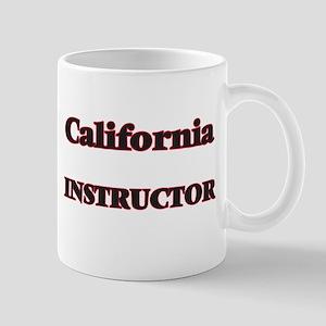 California Instructor Mugs