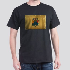 New Jersey State Flag VINTAGE T-Shirt