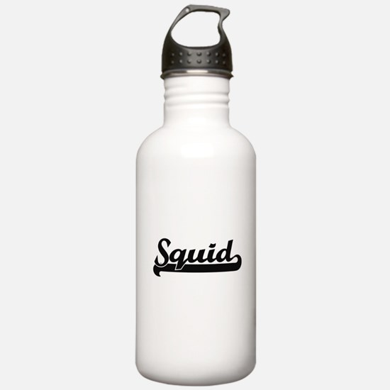 Squid Classic Retro De Water Bottle