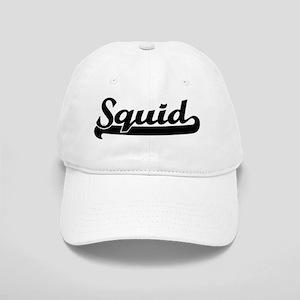 Squid Classic Retro Design Cap