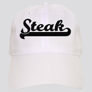 Steak Classic Retro Design Cap