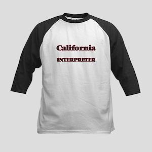 California Interpreter Baseball Jersey