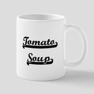 Tomato Soup Classic Retro Design Mugs