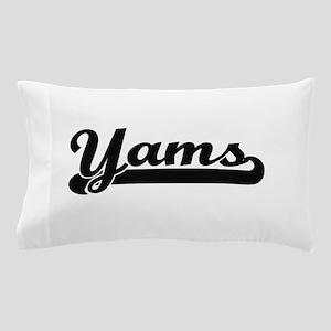 Yams Classic Retro Design Pillow Case
