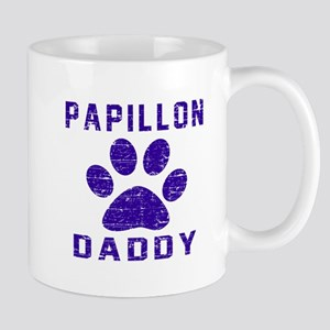 Papillon Daddy Designs Mug