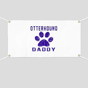 Otterhound Daddy Designs Banner