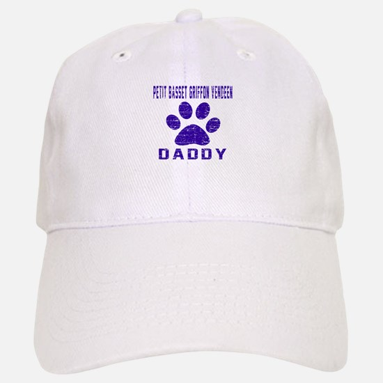 Petit Basset Griffon Vendeen Daddy Designs Baseball Baseball Cap