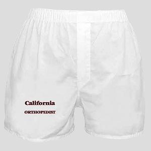 California Orthopedist Boxer Shorts