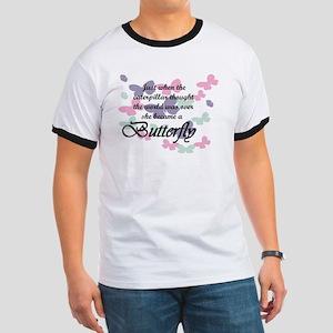 Inspirational Butterfly T-Shirt