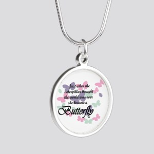 Inspirational Butterfly Necklaces