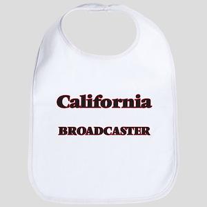California Broadcaster Bib