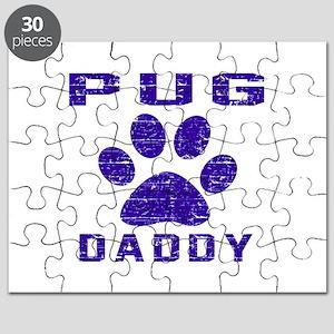 Pug Daddy Designs Puzzle