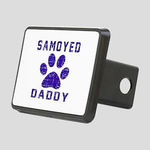 Samoyed Daddy Designs Rectangular Hitch Cover