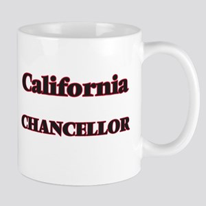 California Chancellor Mugs