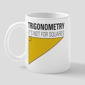 Trig Square Mug