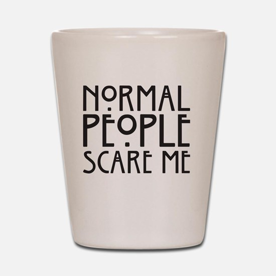 NormalPpl Shot Glass