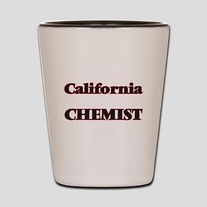 California Chemist Shot Glass