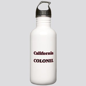 California Colonel Stainless Water Bottle 1.0L
