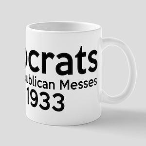 Funny Pro Democrats Mugs