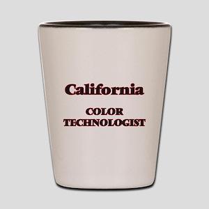 California Color Technologist Shot Glass