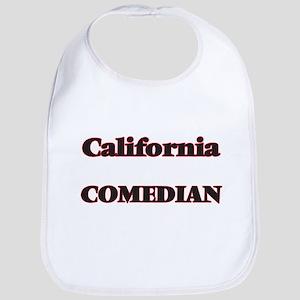 California Comedian Bib