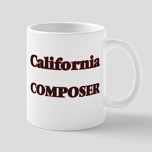 California Composer Mugs