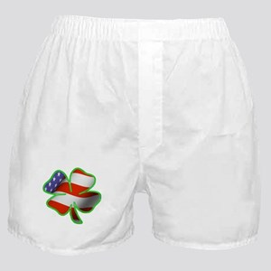 Irish American Boxer Shorts