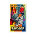 Toastmaster 1A1 Sticker (Rectangle)