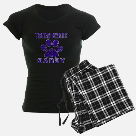Tibetan Mastiff Daddy Design Pajamas
