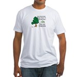 Animals are Furever Fitted T-Shirt