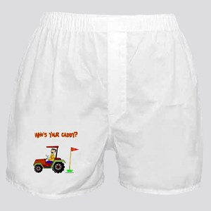 Who's Your Caddy?! Boxer Shorts