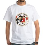 September 2004 DTC Shop White T-Shirt