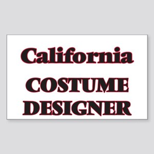 California Costume Designer Sticker