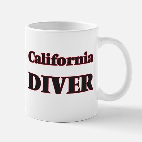 California Diver Mugs