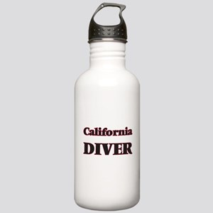 California Diver Stainless Water Bottle 1.0L