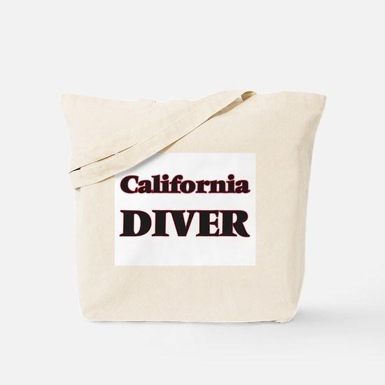 California Diver Tote Bag